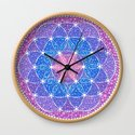 Starry Flower of Life by elspethmclean