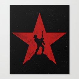 Rockstar Canvas Print