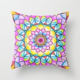 Mandala 16 Throw Pillow