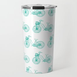 Two suspension mountain bike Travel Mug