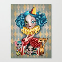 Penelope's Imaginarium Canvas Print