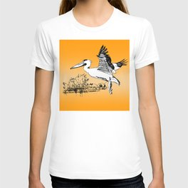 Pelican Flight T-shirt