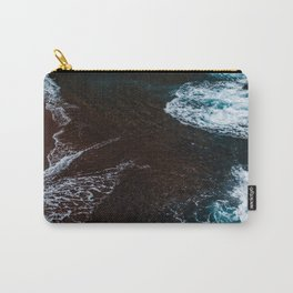 Red Sand Beach Carry-All Pouch
