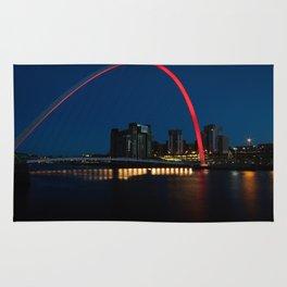 The Millennium Bridge Rug