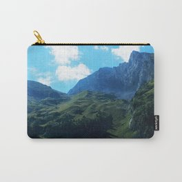 Pastures in the Alps Carry-All Pouch