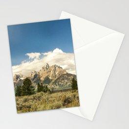 Grand Teton National Park Stationery Cards
