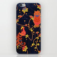 Folk Art iPhone Skin