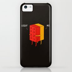 I'll never let go iPhone 5c Slim Case