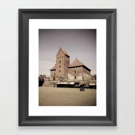 Trakai castle/ 2  Framed Art Print