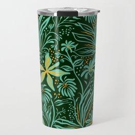 Fantasy Floral Travel Mug