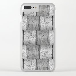 Tileset Clear iPhone Case