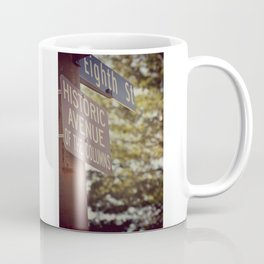 Avenue of the Columns Coffee Mug