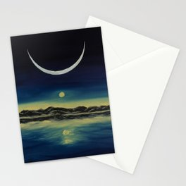 Supernatural Eclipse Stationery Cards