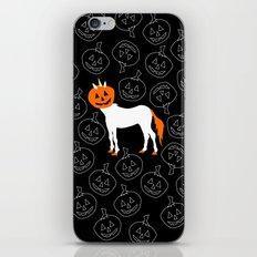 Jack O Unicorn iPhone & iPod Skin
