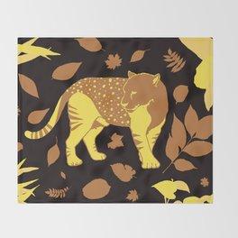 Primer Gato Throw Blanket