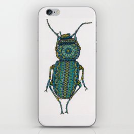 Beetle iPhone Skin