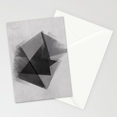 Abstraction Process Stationery Cards