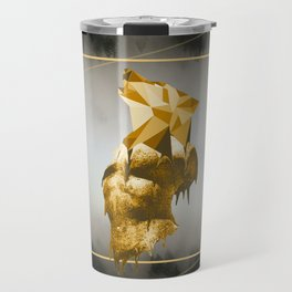Howl with the Wolf Travel Mug