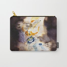 Little Owl Boy and the Milky Way Carry-All Pouch