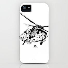 MH-60S Sea Hawk iPhone Case
