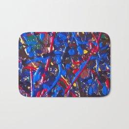 Abstract #15 Bath Mat