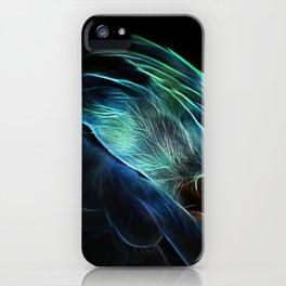 Macaw Portrait 2 iPhone Case