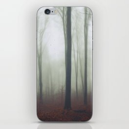 undisturbed iPhone Skin