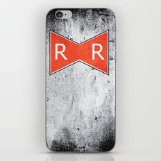 Red Ribbon Army iPhone & iPod Skin