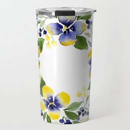 You're Such A Pansy Travel Mug