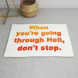 Don't Stop Rug