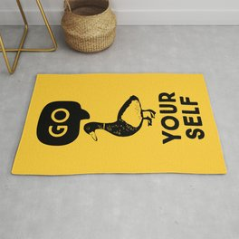 Go Duck Yourself Rug