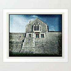 Castle 1 Art Print