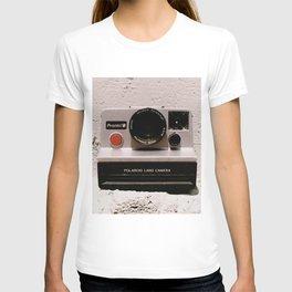 Pronto B Land Camera, 1977 T-shirt