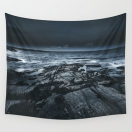 Courted by sirens Wall Tapestry