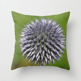 Spiked Flower 5 Throw Pillow