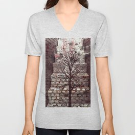 TAKE THE STAIRS Unisex V-Neck