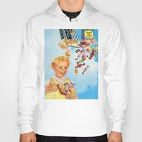 candy Hoodies featuring candy by •ntpl•