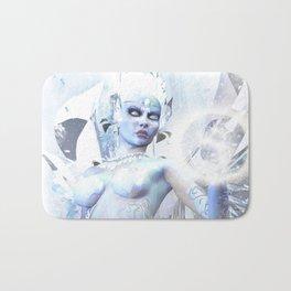 The Snow Queen Bath Mat