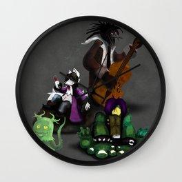 The Geryon Trio Wall Clock