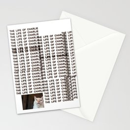 The Life Of Charlie Stationery Cards