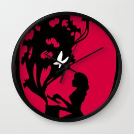 Pandora's Box Wall Clock