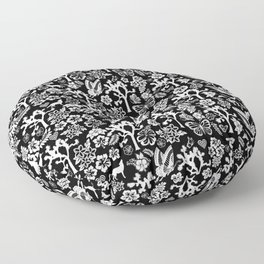 "Joshua Tree Pattern ""Yucca Bali"" by CREYES Floor Pillow"