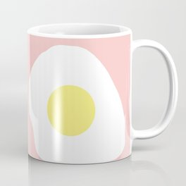 Eggy boobs Coffee Mug