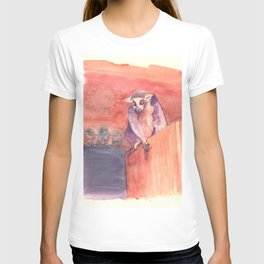 Madagascar's lemur catta T-shirt