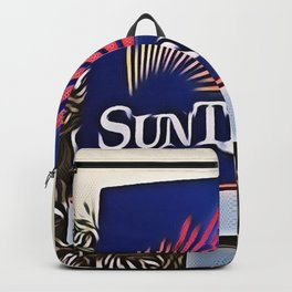SunTrust Bank in Florida Backpack