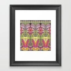 APHRODITES GARDEN Framed Art Print