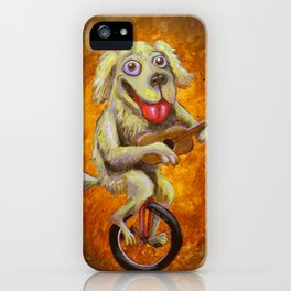Tidus the Dog iPhone Case