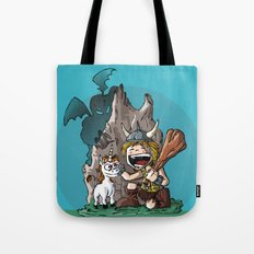 Dungeon! Tote Bag
