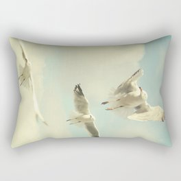 Seagull II Rectangular Pillow