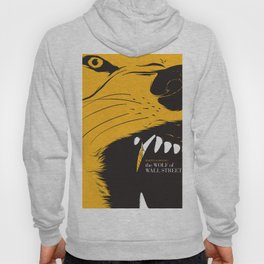 The Wolf of Wall Street | Fan Poster Design Hoody